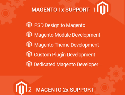 Fix or customize the Magneto eCommerce site