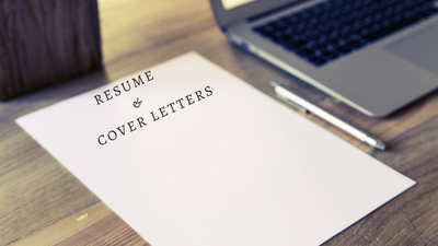 Design and edit a Resume, Curriculum Vitae And Cover Letter