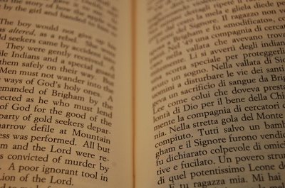 Translate 500 words from English-Italian or Italian-English