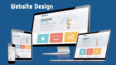Create WordPress Website Design