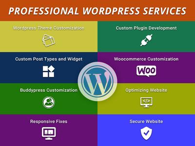 Wordpress Customization, Bug Fixing   Quick HELP