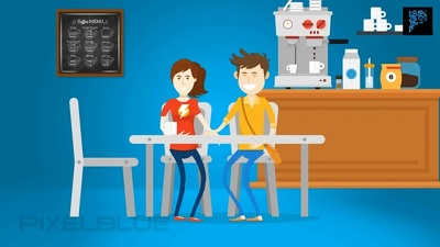Create a 30 sec animated explainer video