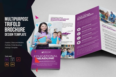 Design Any Types Of Amazing Brochure And Food Menu In 24 Hours