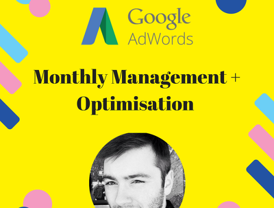 Manage and optimize your Adwords account for a month