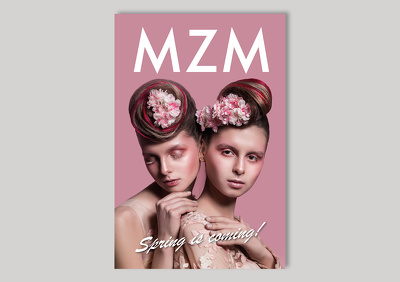 Design modern brochure/magazine for you!