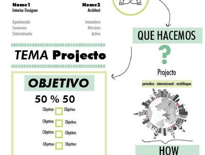 Do a design or classic presentation for €50