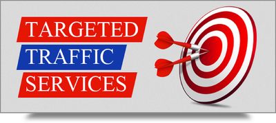 Provide KEYWORD TARGETED Google TRAFFIC with LOW BOUNCE RATE