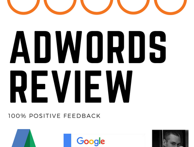 Review/Audit your Adwords Account