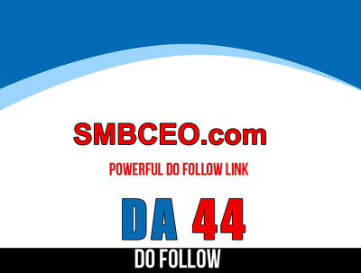 Publish guest post on smbceo – smbceo.com – DA 44