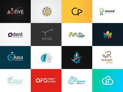 Design you a professional logo+ free Favicon + logo source files