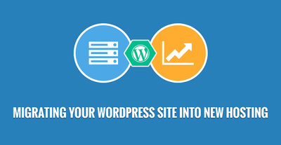 Transfer your WordPress website from one host to another OR one