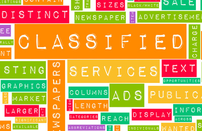 Do 40 High PR Classified Ads Submission Manually