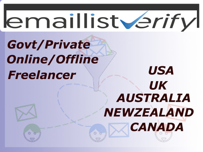 Provide Any Business on 500 email List in 24 hr with address
