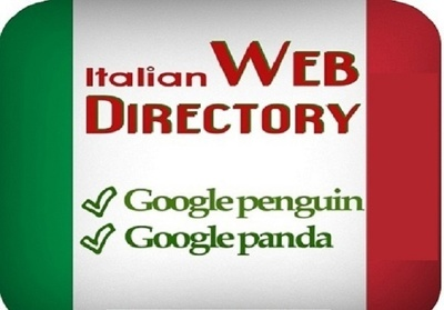 Manually do 50 Italian web directory submissions