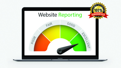 Review your website! Send detailed reports & suggestions.