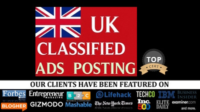 Do 11 Uk Da Business Classified Ads : UK Local SEO