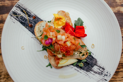Capture professional food photography for your restaurant & blog