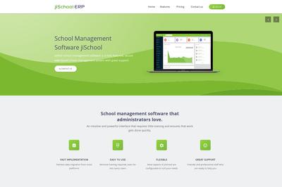 Design & Develop School Web & Mobile App