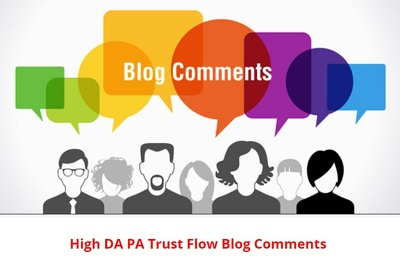 Do 5 niche Relevant Blog Comment For Your Blog