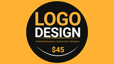 Design professional Logo + Source file + All formats