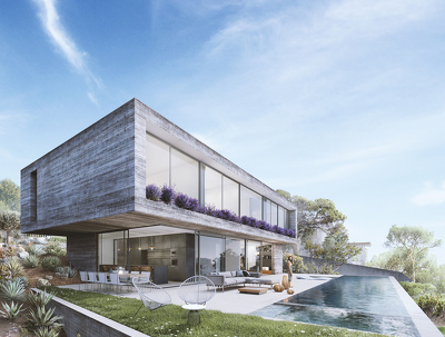 Create amazing 3D exterior render