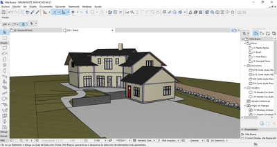 Change version of your ARCHICAD file