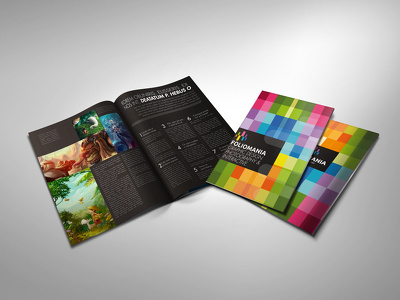 Design beautiful BROCHURE (Bi Fold, Tri fold, Zig Zag etc