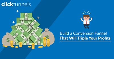 Create High Converting Clickfunnels Landing Page Or Sales Funnel