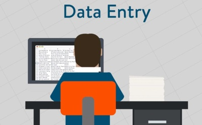 Do perfect Data Entry and Web Research