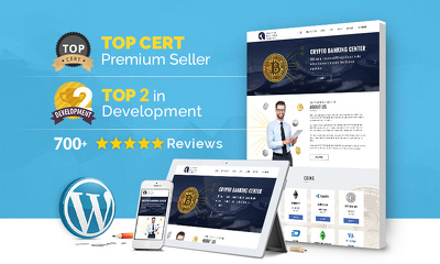 Develop a High-End Premium Fully Responsive Wordpress website