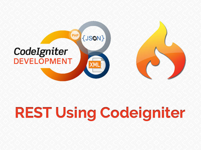 Make rest api in codeigniter