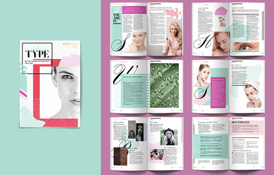 Professionally format your Book, magazine and catalog