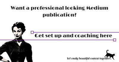 Set up your Medium publication