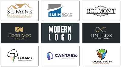Create outstanding modern logo within 24 hours