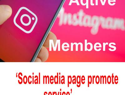 HQ Aktive Instram 3.5k members