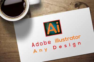 Do Any Adobe Illustrator Design In 24hrs