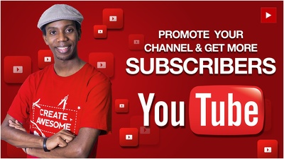 u Tube page Promote