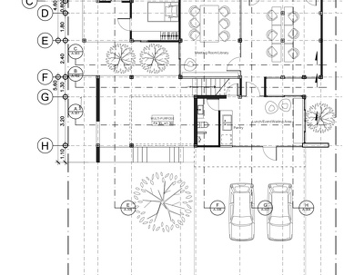 Convert a pdf/jpeg/sketch  to an AutoCAD drawing