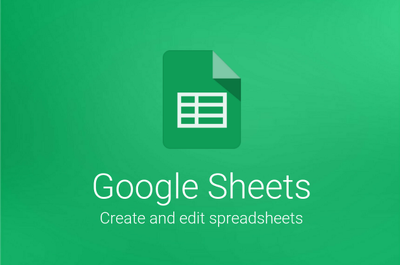 Write / develop a web scraper on Google Sheets