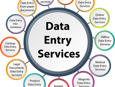 Do work as a virtual assistant ( Data entry for 1 Hour )