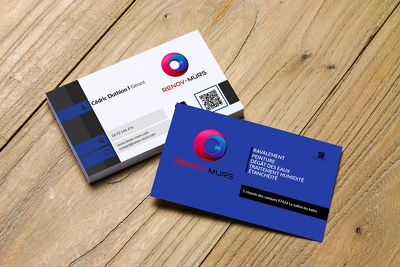 Design An Attractive Business Card With The Free Mockups