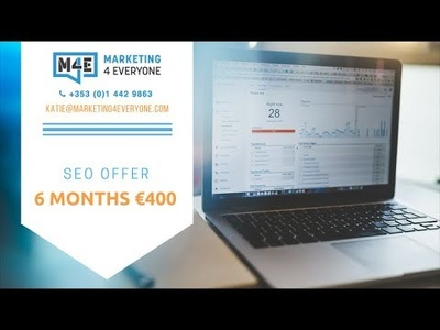 Maintain & improve your SEO - 6 whole months of service