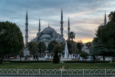 Make your travel photos in Istanbul (2 hours)