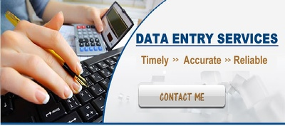 Do 4 hours of data entry work Quickly, Accurately, within budget