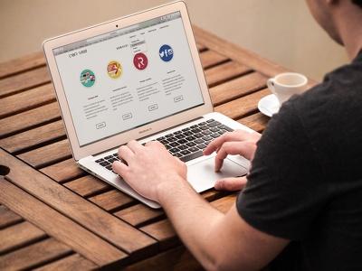 User Test your website, provide user feedback recording & SWOT