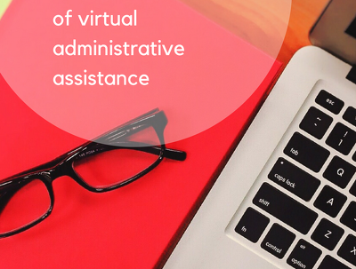 Provide one hour of virtual administrative assistance