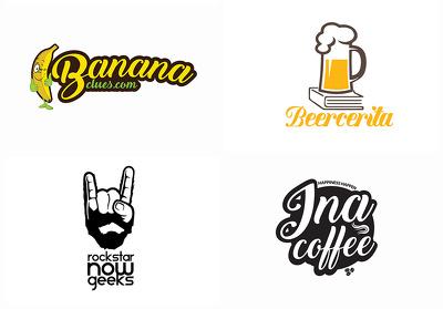 Design unique logo + favicon + source file