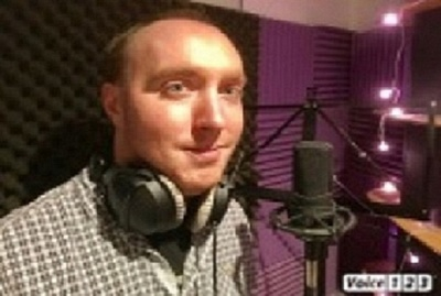 Voice over professional British male for IVR