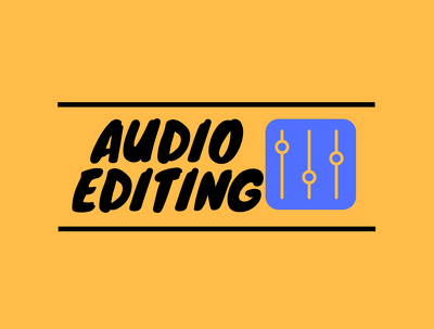 Edit any audio up to 1 hour