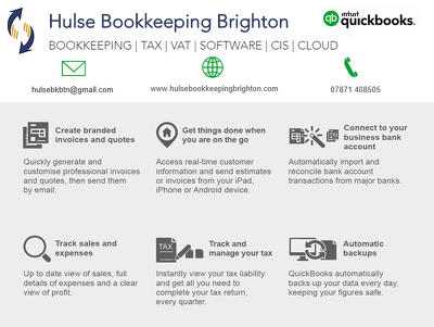 Get you started with Intuit Quickbooks Accounting Software